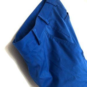 """Royal Blue Nike DriFit Golf Pants Size 36"""""""